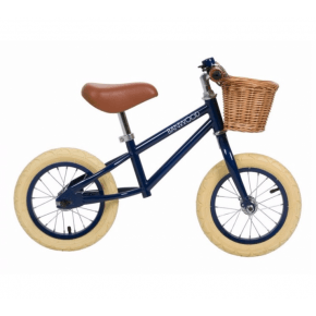 Banwood First Go Balance Bike Springcykel - Navy Blue