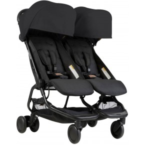 Mouintain Buggy Nano Duo Sittvagn - Svart