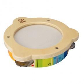 Hape Mr. Tambourine Musikinstrument