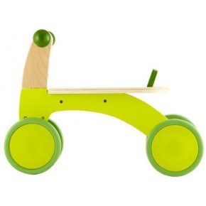 Hape Toys Scoot Around Löpcykel - Grön