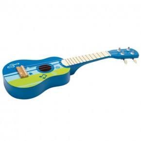 Hape Gitarr - Blå