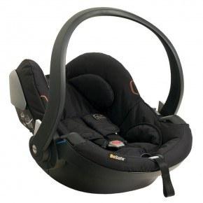 BeSafe Babyskydd iZi Go X1 - Black Cab