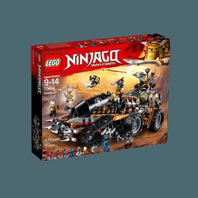 LEGO NINJAGO - Dieselnaut - 70654