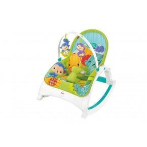Fisher-Price Newborn to Toddler Rocker Babysitter