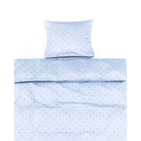 Smallstuff Babysängkläder - Ljusblå
