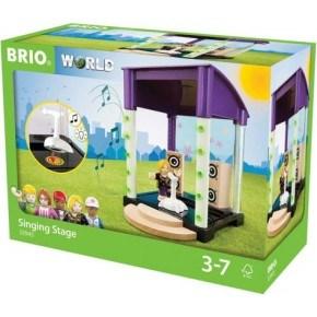BRIO - Scen med siffror - 33945