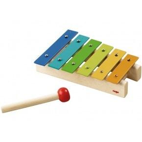 Haba Metallophone Musikinstrument
