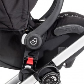 Baby Jogger Bilstolsadapter City Select Brio/Multi