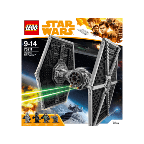 LEGO Star Wars - Imperial TIE Fighter - 75211