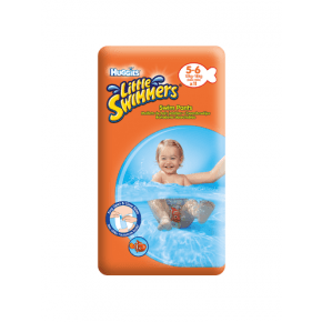 Huggies Little Swimmers 12-18 kg Badblöjor