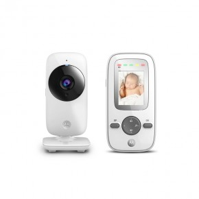 Motorola Babyvakt MBP481 med Kamera