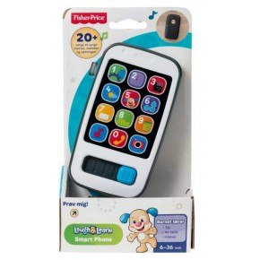 Fisher-Price Laugh and Learn Mobiltelefon