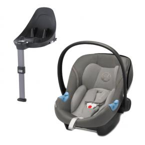 Cybex Aton M i-size Babyskydd + Base M i-size - Grå