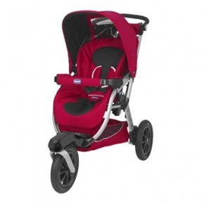 Chicco Sittvagn Active3 - Red Wave