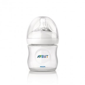 Philips Avent Natural 125ml Nappflaska