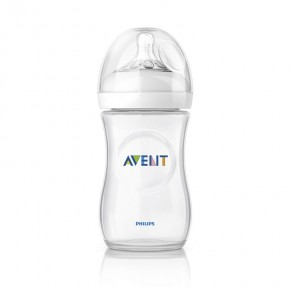Philips Avent Natural 260ml Nappflaska