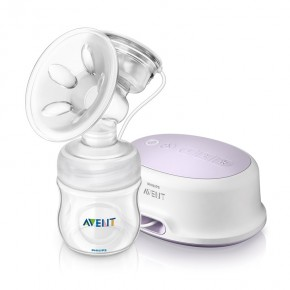 Philips Avent Natural Elektrisk Bröstpump SCF33201