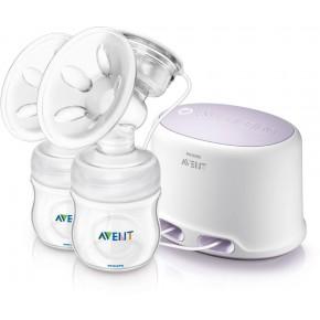 Philips Avent Comfort Twin Elektrisk Bröstpump