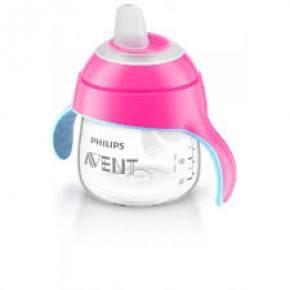 Philips Avent Premium 200ml Pingvinmugg - Rosa