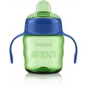 Philips Avent Classic 200ml Pipmugg - Blå/Grön