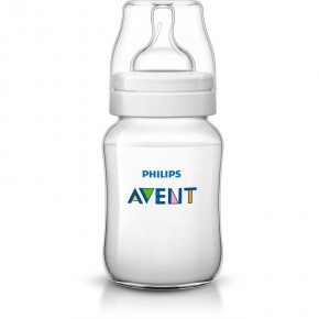 Philips Avent 260ml Classic+ Nappflaska