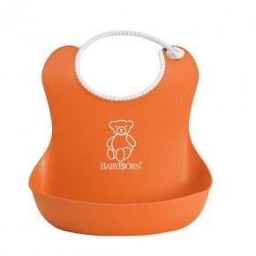 BabyBjörn Mjuk Haklapp - Orange