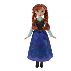 Frost Fashion Doll Anna Docka 27 cm