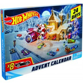 Hot Wheels Julkalender