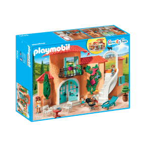 Playmobil Family Fun Sommarhus