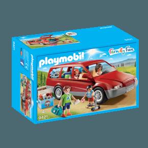 Playmobil Family Fun Bil