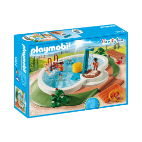Playmobil Family Fun Swimmingpool