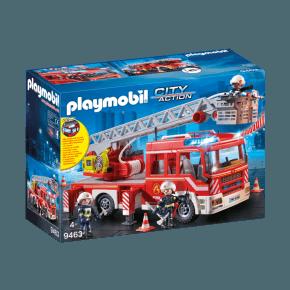 Playmobil Fire Ladder Unit - 9463