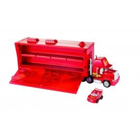 Cars Mini Mack Lastbil - Röd