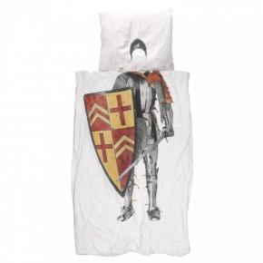 SNURK Sängkläder Riddare - Vit