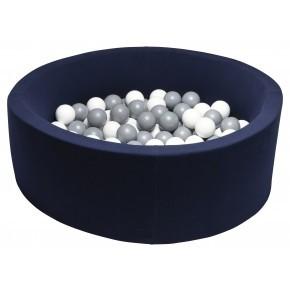 TINY REPUBLIC boldbassin 90x30 - marinblå