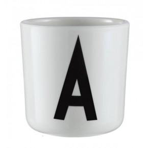 Design Letters AJ Melamin Kopp A