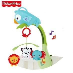 Fisher-Price 3-in-1 Musikmobil