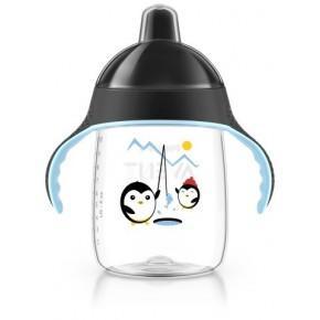 Philips Avent Premium 340ml Pingvinmugg - Svart