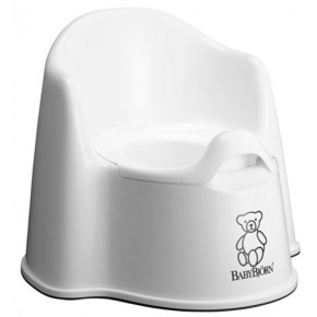 BabyBjörn Pottstol - Vit