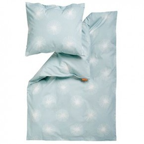 Linea By Leander Babysängkläder - Blå