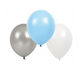 JaBaDaBaDo Ballonger 9-pack - Blå
