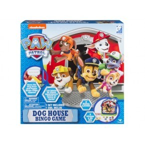 Paw Patrol Dog House Bingospel