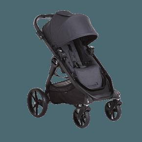 Baby Jogger City Premier - Mörkgrå