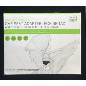 Baby Jogger Bilstolsadapter City Select Britax