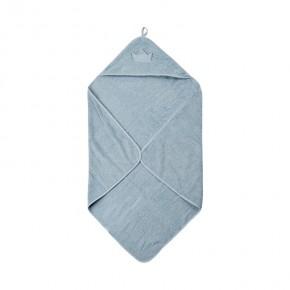 Pippi Handduk med Huva - Celestial Blue