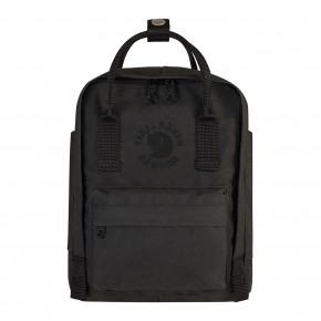Fjällräven Re-Kånken Mini - Black