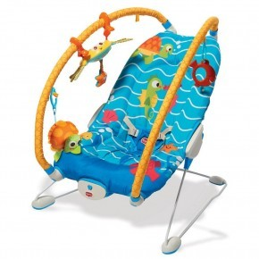 Tiny Love Under The Sea Babysitter - Blå