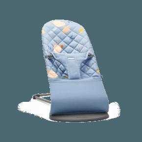 BabyBjörn Bliss Bomull Babysitter - Confetti/Blå