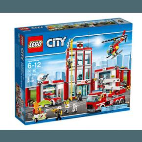 LEGO City (60110) Brandstation