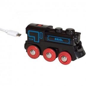 BRIO Uppladdningsbart Batterilok